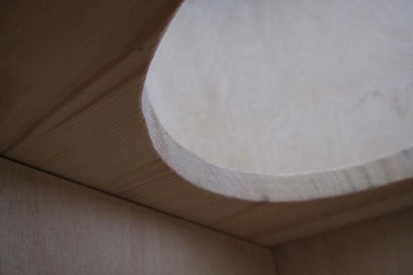 aus noch mehr holz und noch mehr schrauben wird pedilu. Black Bedroom Furniture Sets. Home Design Ideas