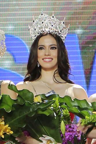 Miss Philippines Laura Lehmann enters Miss World 2017 Top 40
