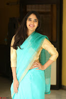 Radhika Mehrotra in Green Saree ~  Exclujsive Celebrities Galleries 025.JPG