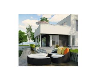 Daybeds, LexMod, LexMod Daybeds, LexMod Outdoor Furniture, LexMod Wicker Daybeds, Outdoor Furniture, Patio Furniture, Wicker Daybeds,