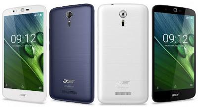 Acer Liquid Zest ponsel dengan baterai bongsor 5000mAh