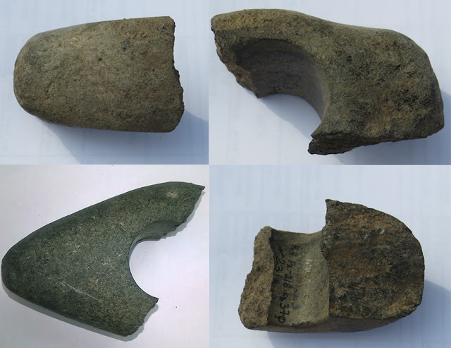 Construction works unearth Stone Age relics in Moscow