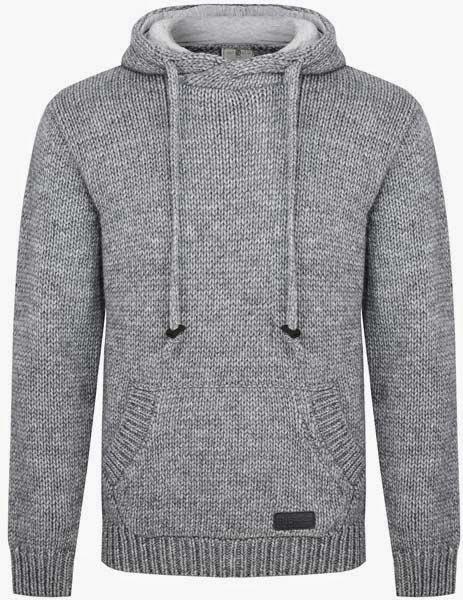 Jersey con capucha en gris para hombre de la colección de Primark
