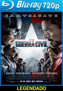 Assistir Capitão América: Guerra Civil Legendado (2016)
