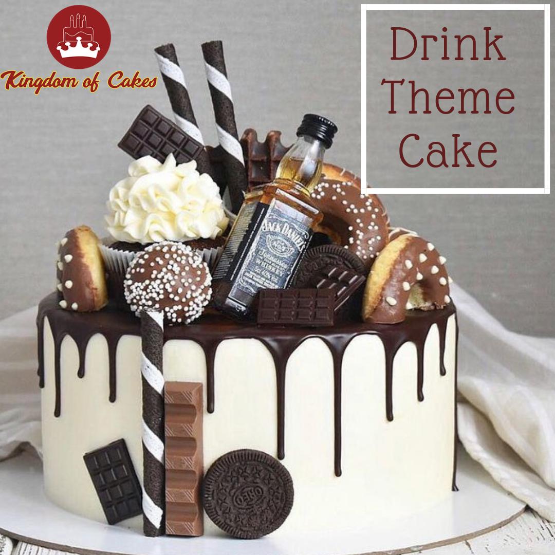 Prime Kingdom Of Cakes 20 Creative Birthday Cake Designs Personalised Birthday Cards Bromeletsinfo