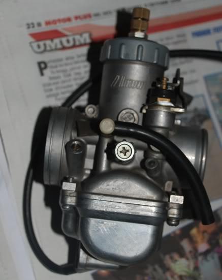 Seputar Sepeda Motor: Jenis Karburator untuk Yamaha Scorpio