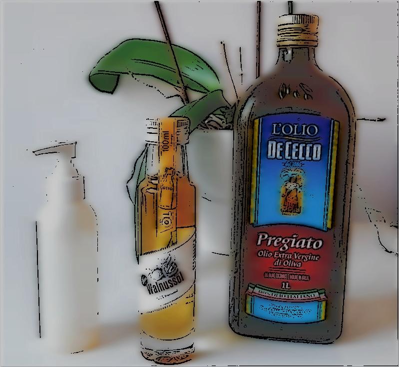 DIY Bodylotion mit Aloe Vera und Speiseöl