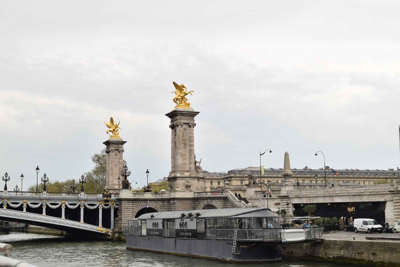 Paris Bateaux mouches