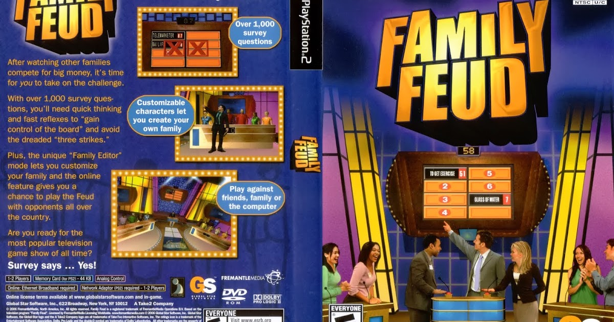 games 2u: Family Feud Game Pictures Online