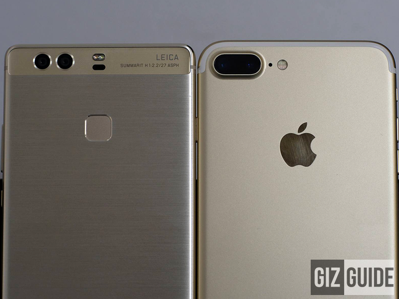 Huawei P9 Plus or Apple iPhone 7 Plus?