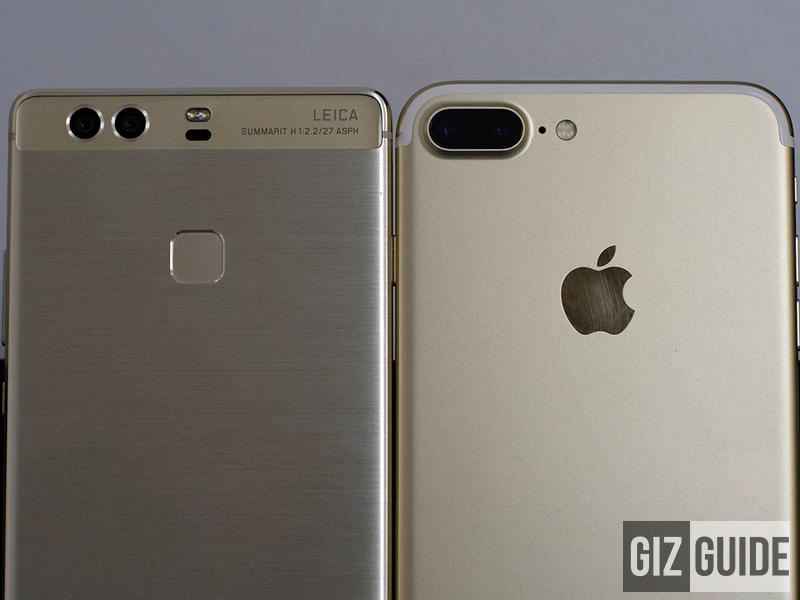 Huawei P9 Plus Or Apple IPhone 7