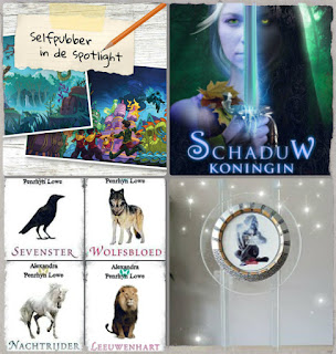 Nienke Pool, Garvin Pouw, Alexandra Penrhyn Lowe, Saskia Oudshoorn, Godijn Publishing, AW Bruna