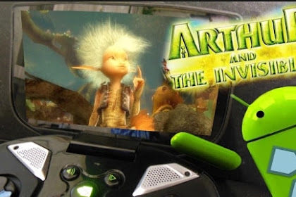 Download Arthur and the Invisibles ISO/CSO PPSSPP Highly Compressed