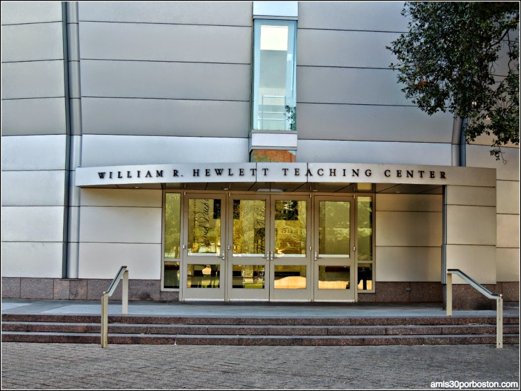 Universidad de Stanford: William R. Hewlett Teaching Center