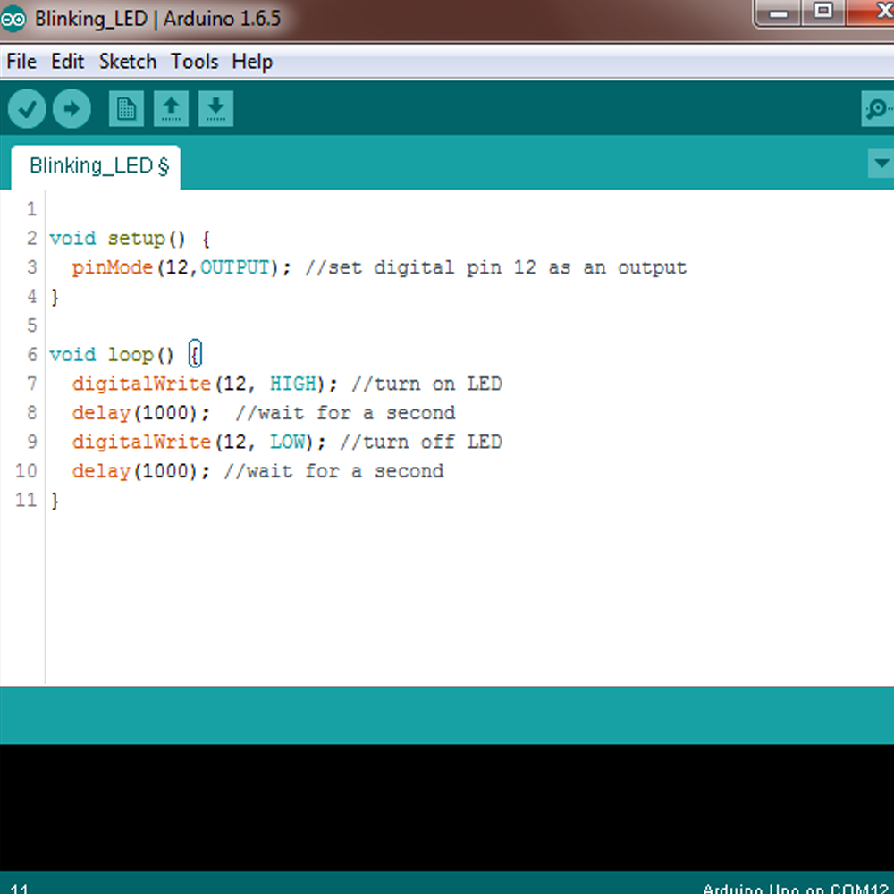 Writing code for Arduino devices