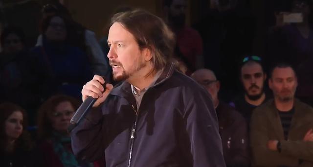 """Pablo Iglesias: """"Hay veinte familias en este país que tienen más poder que cualquier diputado"""""""