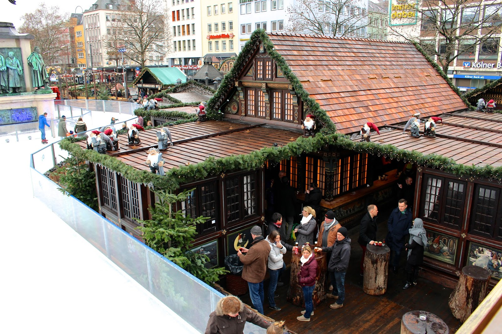 ice rink cologne market 2015