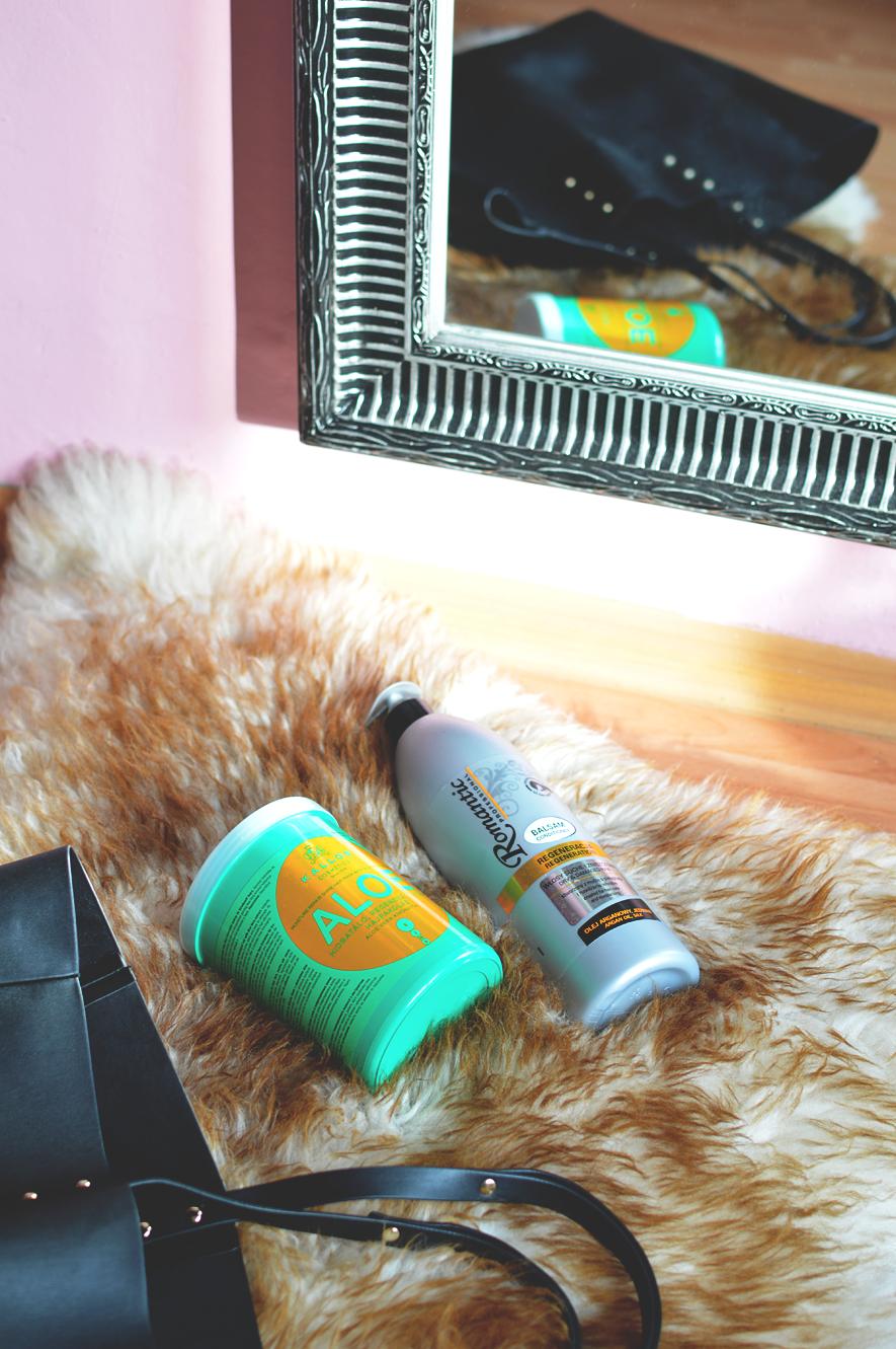 mycie włosów odżywką efekty