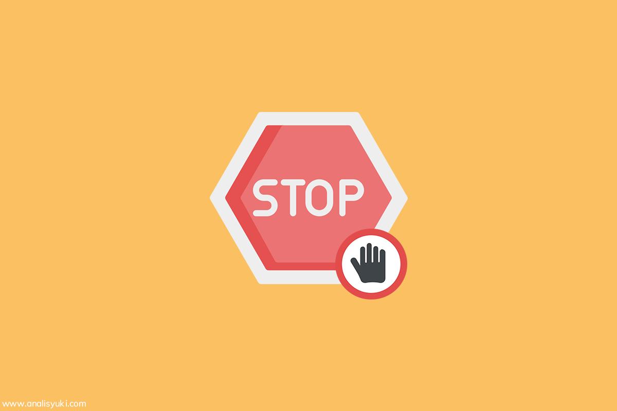 Hal yang Tidak Boleh Dilakukan Saat Mendaftarkan Blog ke Google AdSense