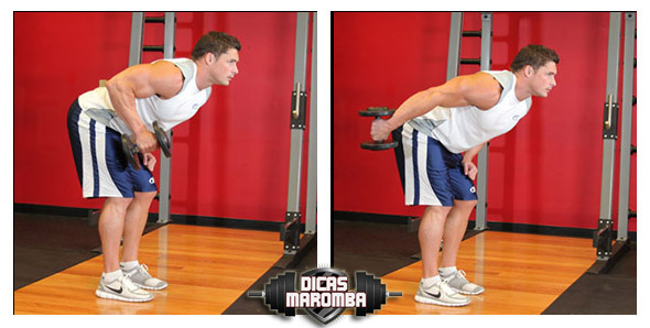 como fazer extensão de tríceps execução