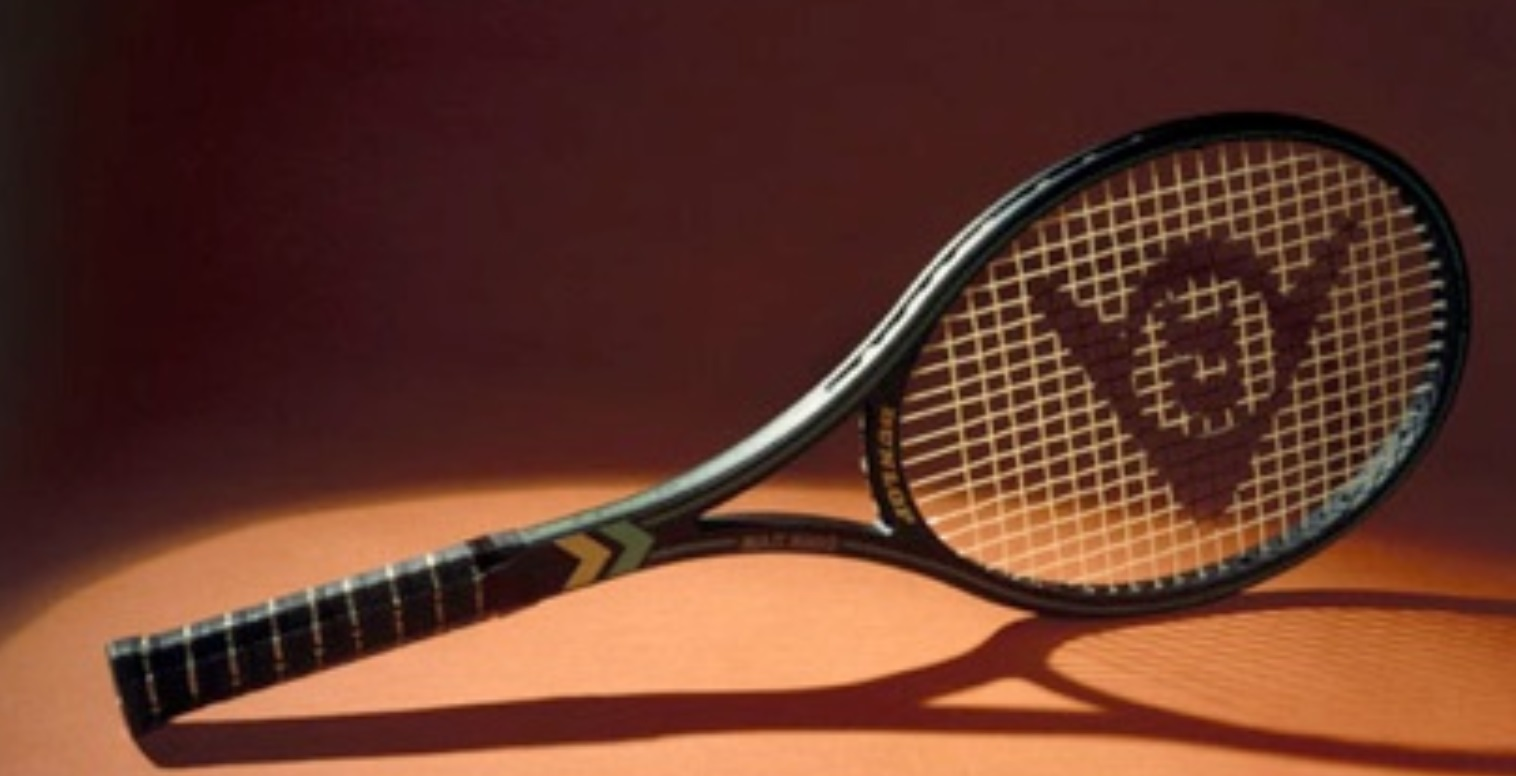 $800 is cost of dunlop max 200g racket in the world