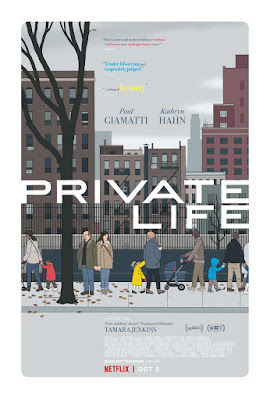 Private Life 2018 Movie Poster