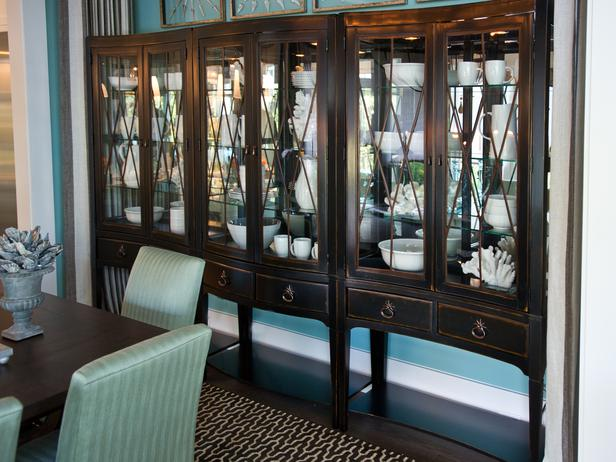 Modern Furniture: 2013 HGTV Smart Home : Dining Room Pictures
