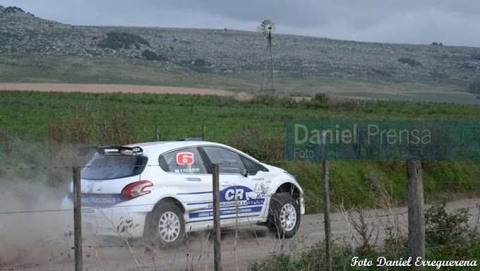 RALLY MAR Y SIERRAS EN BALCARCE: TRAMOS CONFIRMADOS