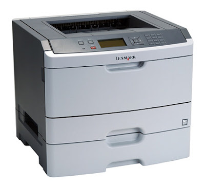 Download Driver Lexmark E462DTN