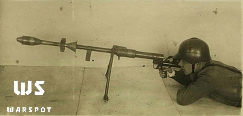 Перший радянський РПГ