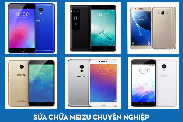 Thay màn hình Meizu X giá rẻ