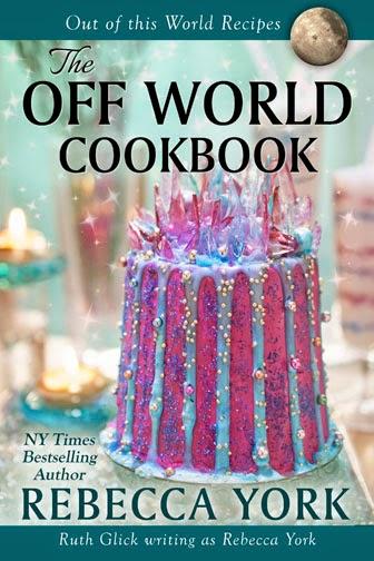 The Off World Celebration Cake My Most Bizarre Baking