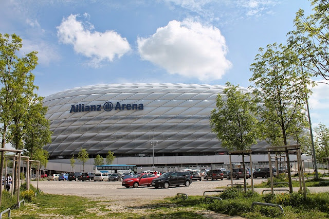 Estádio do Bayern de Munich