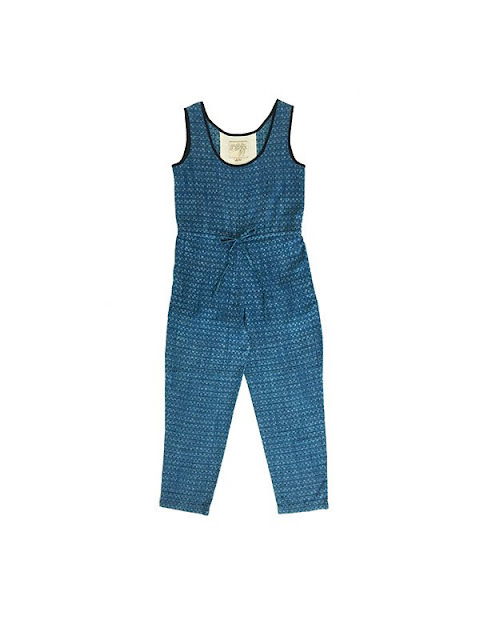 Ace & Jig Uni Jumpsuit in Echo