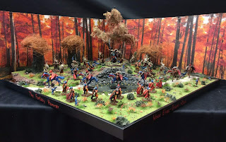 Armies on Parade Wood Elves