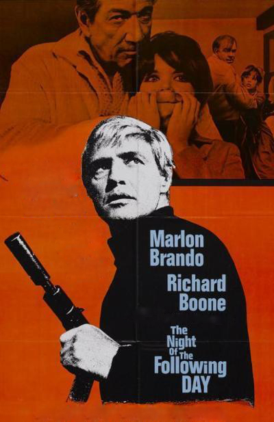 The Night Of The Following Day [1969] [DVD9] [NTSC] [Subtitulado]