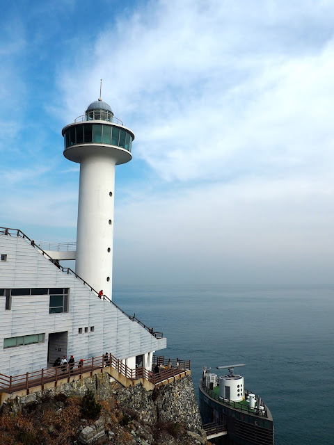 Yeongdo Lighthouse, Busan, South Korea