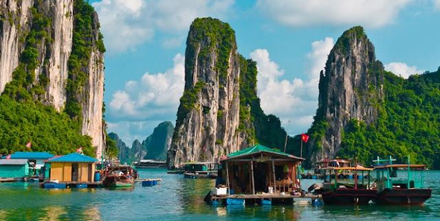 5 Alasan Kenapa Anda Harus Coba Traveling ke Negara Vietnam