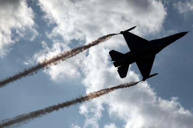 Πτήση τούρκικου αεροσκάφους πάνω από τo Φαρμακονήσι