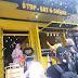 Container Kebab Cafe By Baba Rafi Sawangan, Depok, Menyajikan HotBurger Di Acara Launching