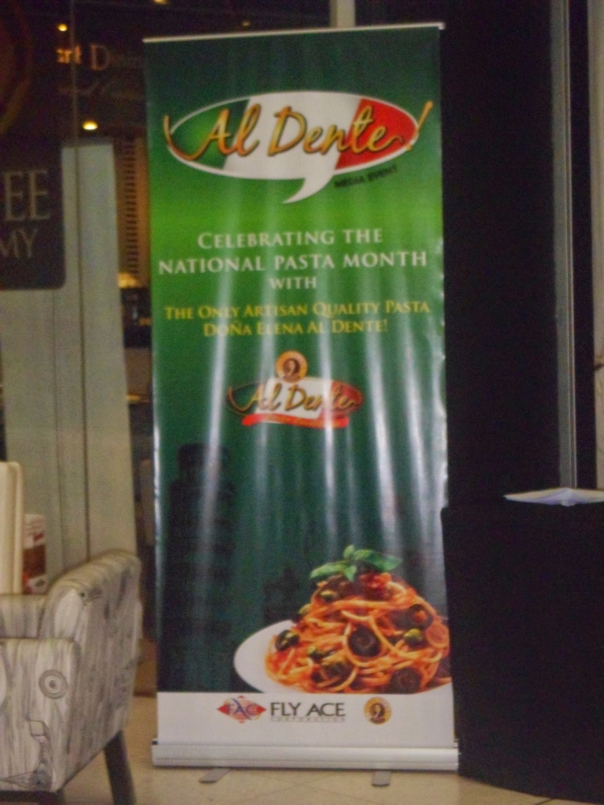 Celebrate The National Pasta Month With Dona Elena Al Dente