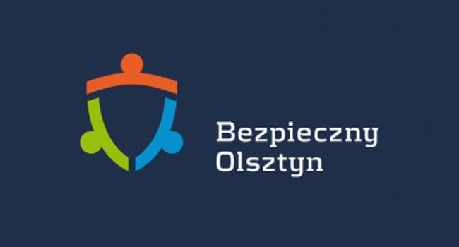 Bezpieczny Olsztyn - logo