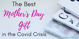 Social distancing mother's day gift idea