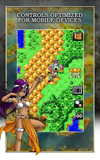 Game Dragon Quest IVIV V1.0.5 MOD Apk + Data ( Unlimited Money )