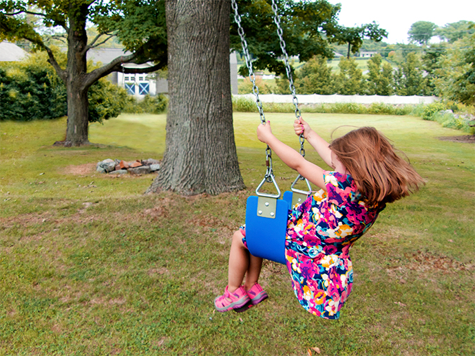 sewing for kids | oonaballoona by marcy harriell | the building block dress tour