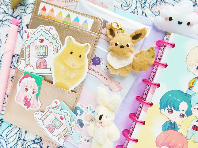 Winter Stationery Haul