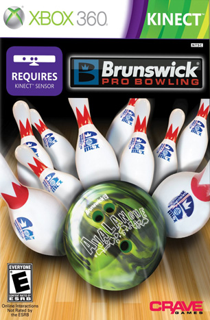 Brunswick Pro Bowling [MULTI5][KINECT][PAL]