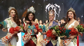 Winners Miss Earth 2014