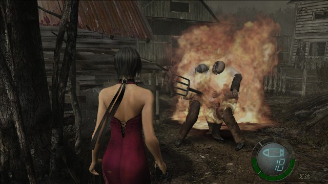 Download Resident Evil 4 PC Games Gameplay