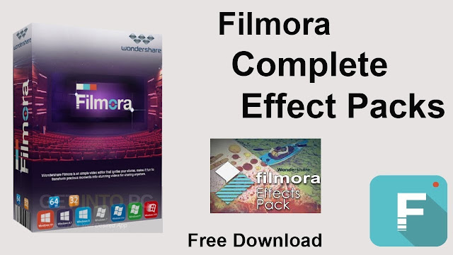 Wondershare Filmora Effects Pack Free Download [All Filmora Effect Pack Download]